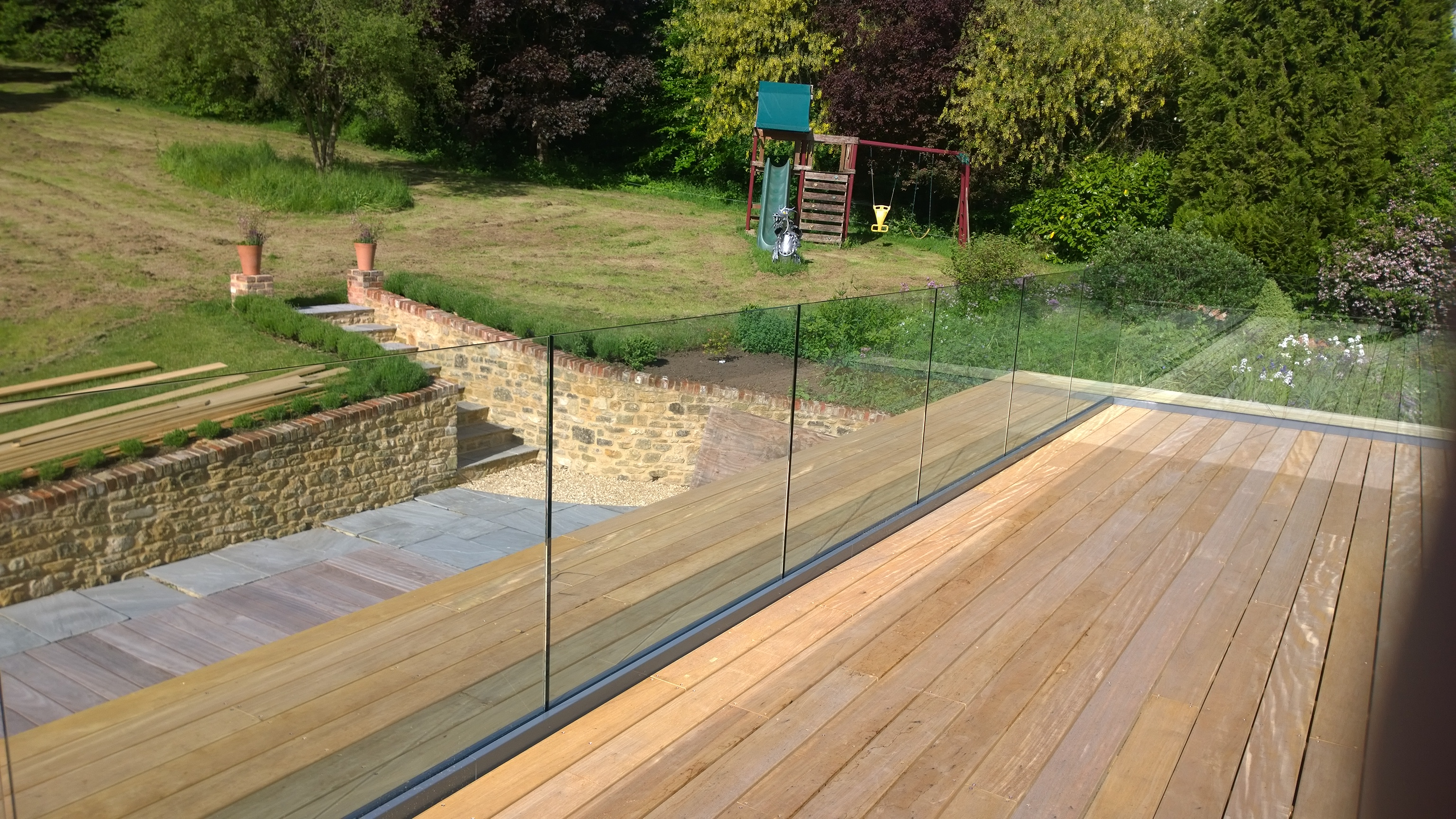 Frameless Glass Balustrade